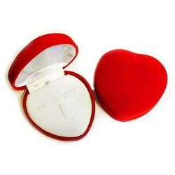 Футляр под набор Сердце красный