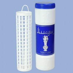 Раствор для чистки столового серебра АЛЛАДИН (580 мл)