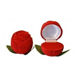 Футляр Роза (кольцо/серьги)