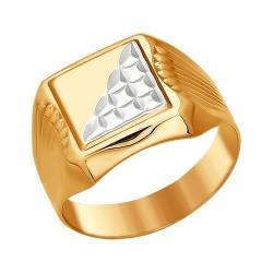 Мужской перстень с печаткой