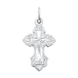 Большой крест из серебра